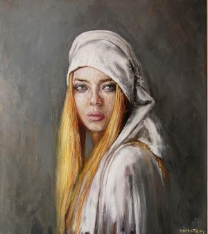 Portrét neznámej dievčiny