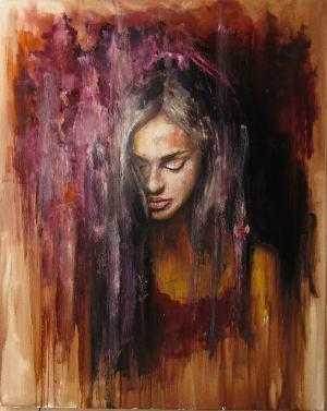portrét dievčatá