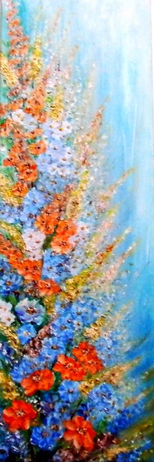 Lúčné kvety 1