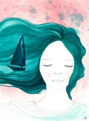 Snívam o mori