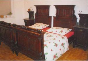 Starožitná spálňa