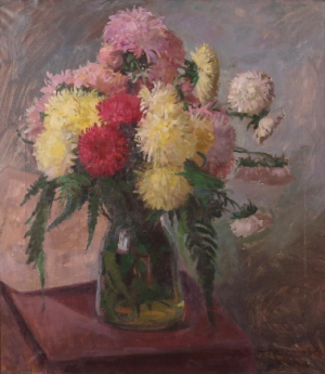 Chryzantémy