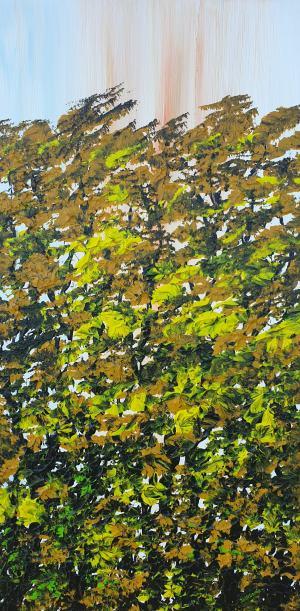 Jesenné stromy 1