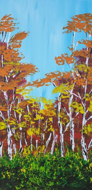 Nebeské brezy 1