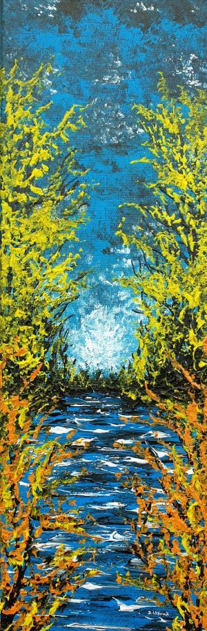 Jesenná rieka 1