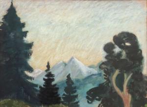 Pohľad na hory