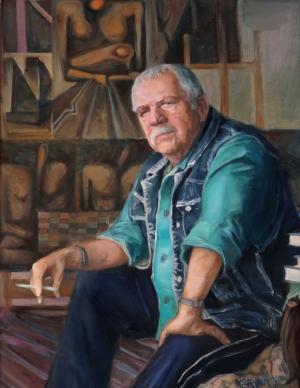 Portrét Krivoša