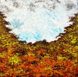 Les na jeseň 1