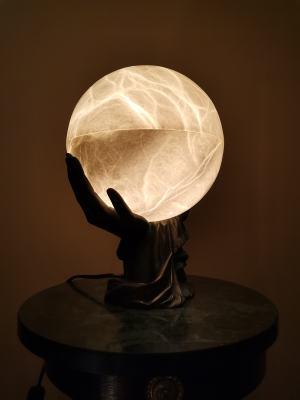 Dizajnová stolová lampa