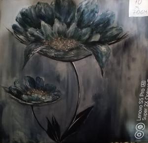 Akryl,plátno