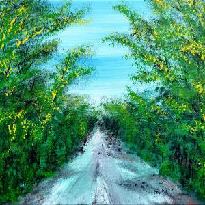 Lesná cesta