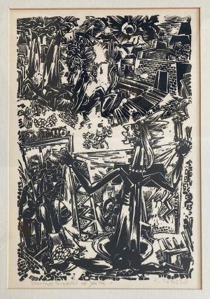 Koloman Sokol - Mexický motív (1962)