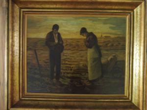 Neznámy autor / Modlitba za úrodu