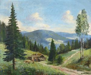 Drevenica v horách