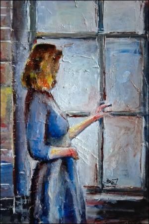 Pri okne 2