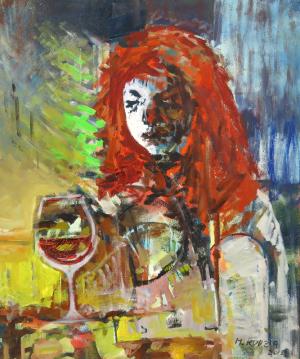 Pri víne