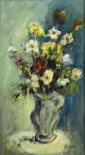 Zátišie kvetov