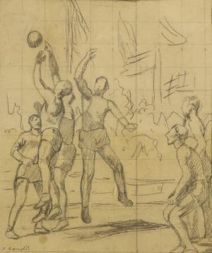 Športovci
