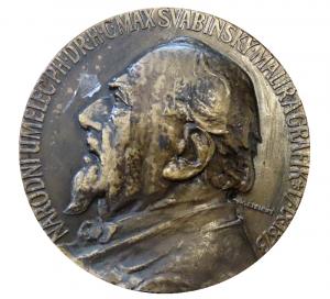 Pamätná medaila Maxa Švabinského