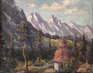 Kaplnka v Horách
