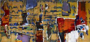 Farebná kompozícia - 16 ks