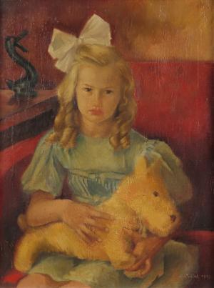 Dievča so psom