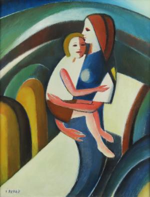 V náručí