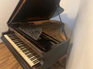 Klavír Kutchera  19. storočie