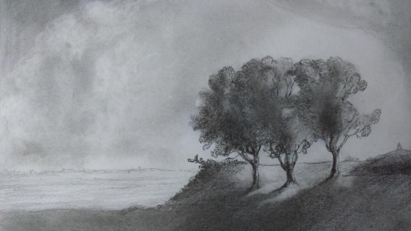 Artconsulting Robert Kiraly Tri Stromy