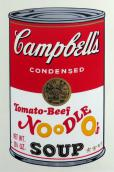 CAMPBELLS SOUP TOMATO BEEF NOODLE  O´S